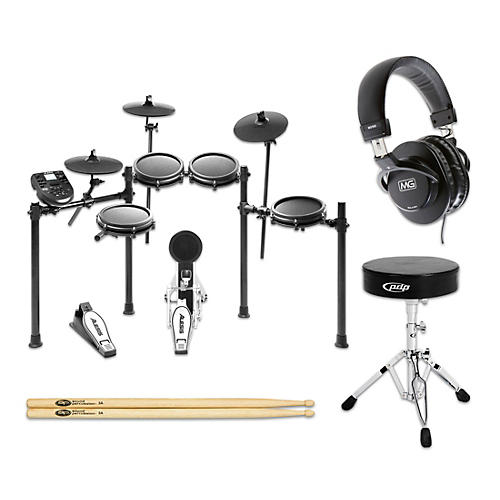 Alesis Nitro Mesh Electronic Drum Set Starter Kit thumbnail