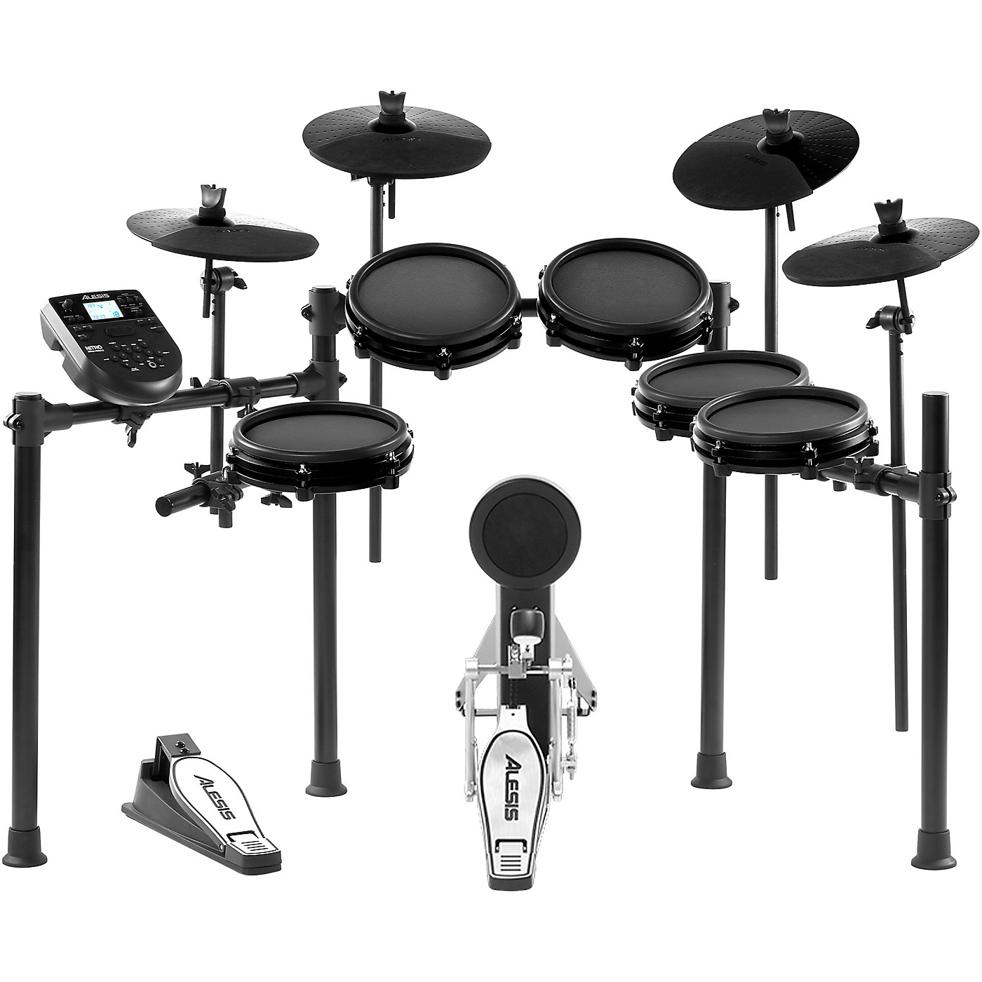 Alesis Nitro Mesh Expanded Electronic Drum Kit thumbnail