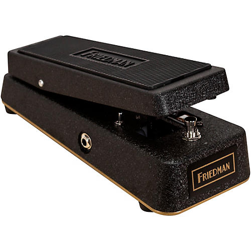 Friedman No More Tears Gold-72 Wah Effects Pedal thumbnail