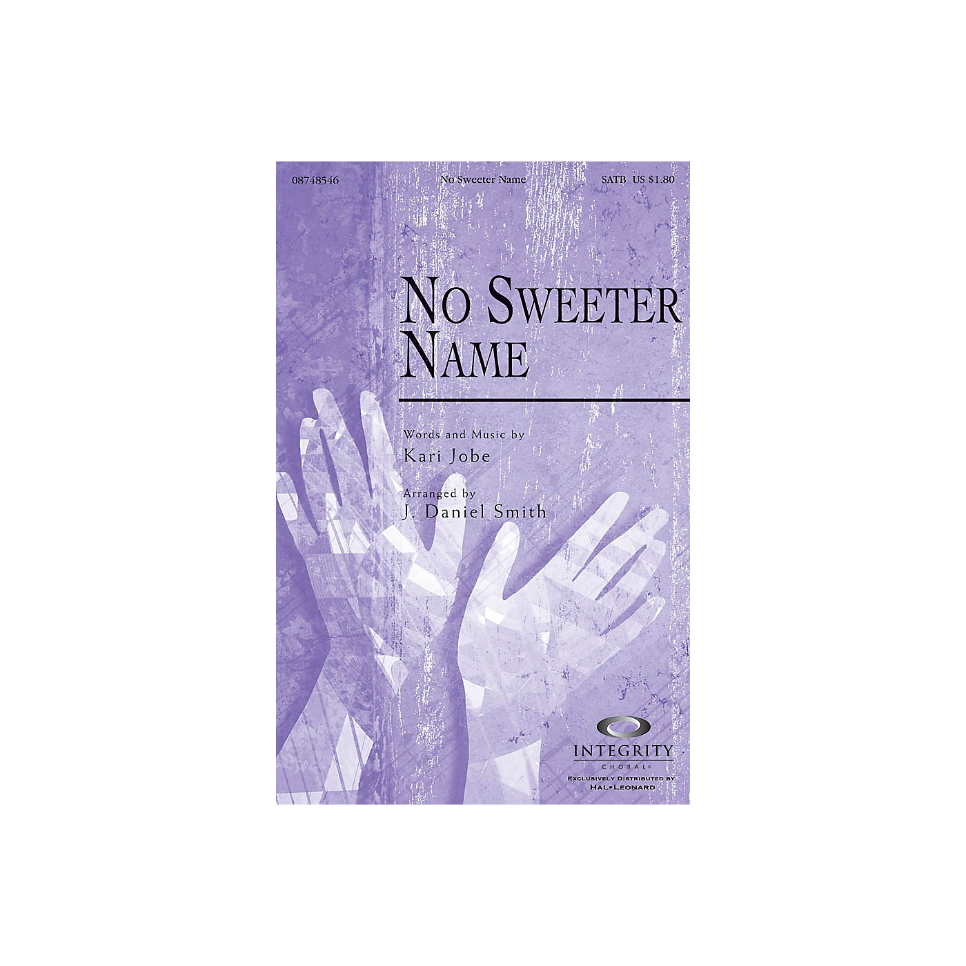 Integrity Choral No Sweeter Name Orchestra Arranged by J. Daniel Smith thumbnail