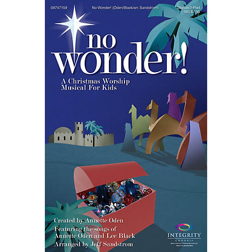 Integrity Music No Wonder! (A Christmas Worship Musical for Kids) PREV CD Arranged by Jeff Sandstrom thumbnail