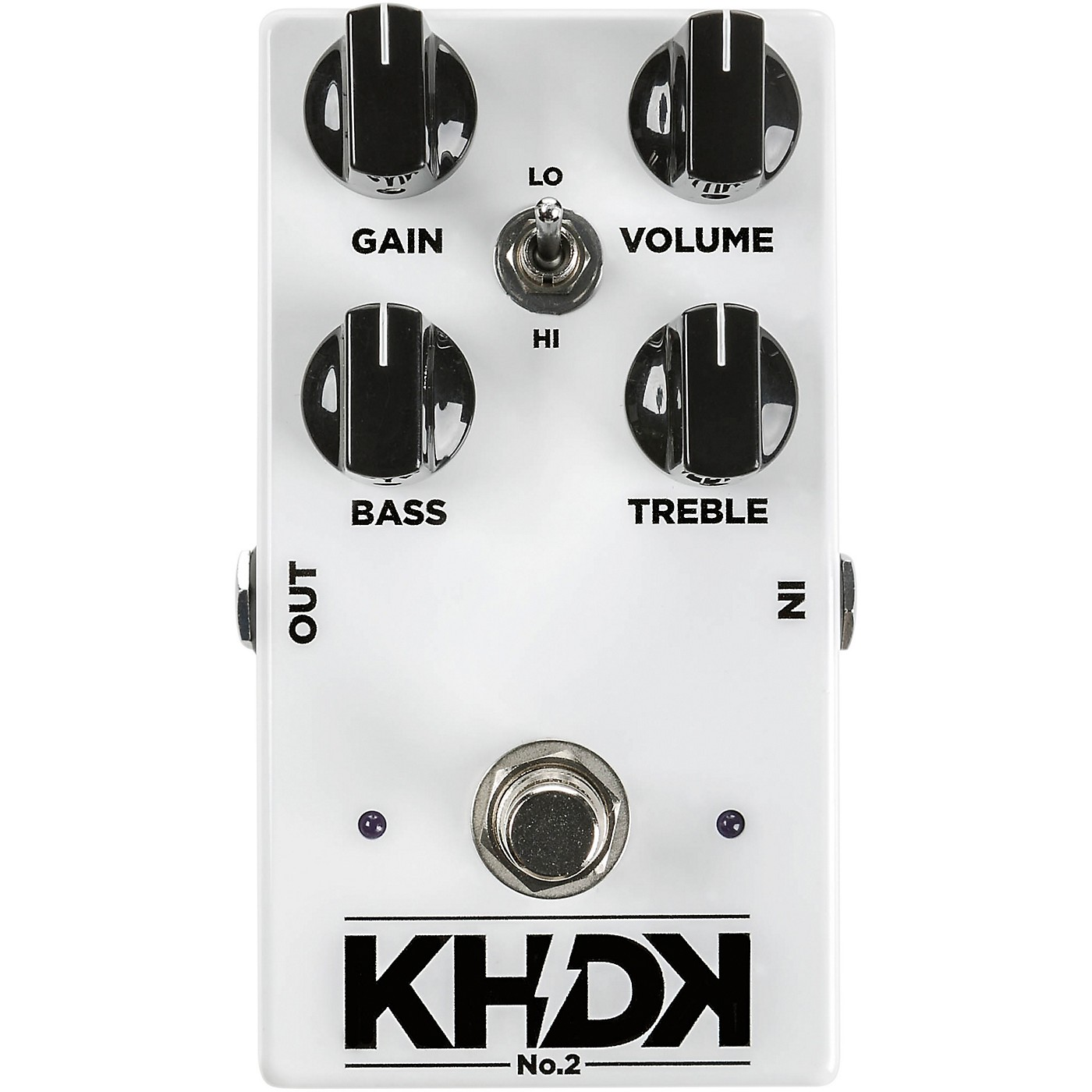 KHDK No.2 Clean Boost Effects Pedal thumbnail
