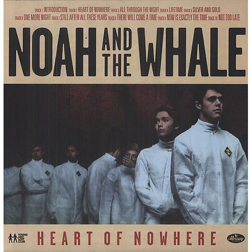 Alliance Noah and the Whale - Heart of Nowhere thumbnail
