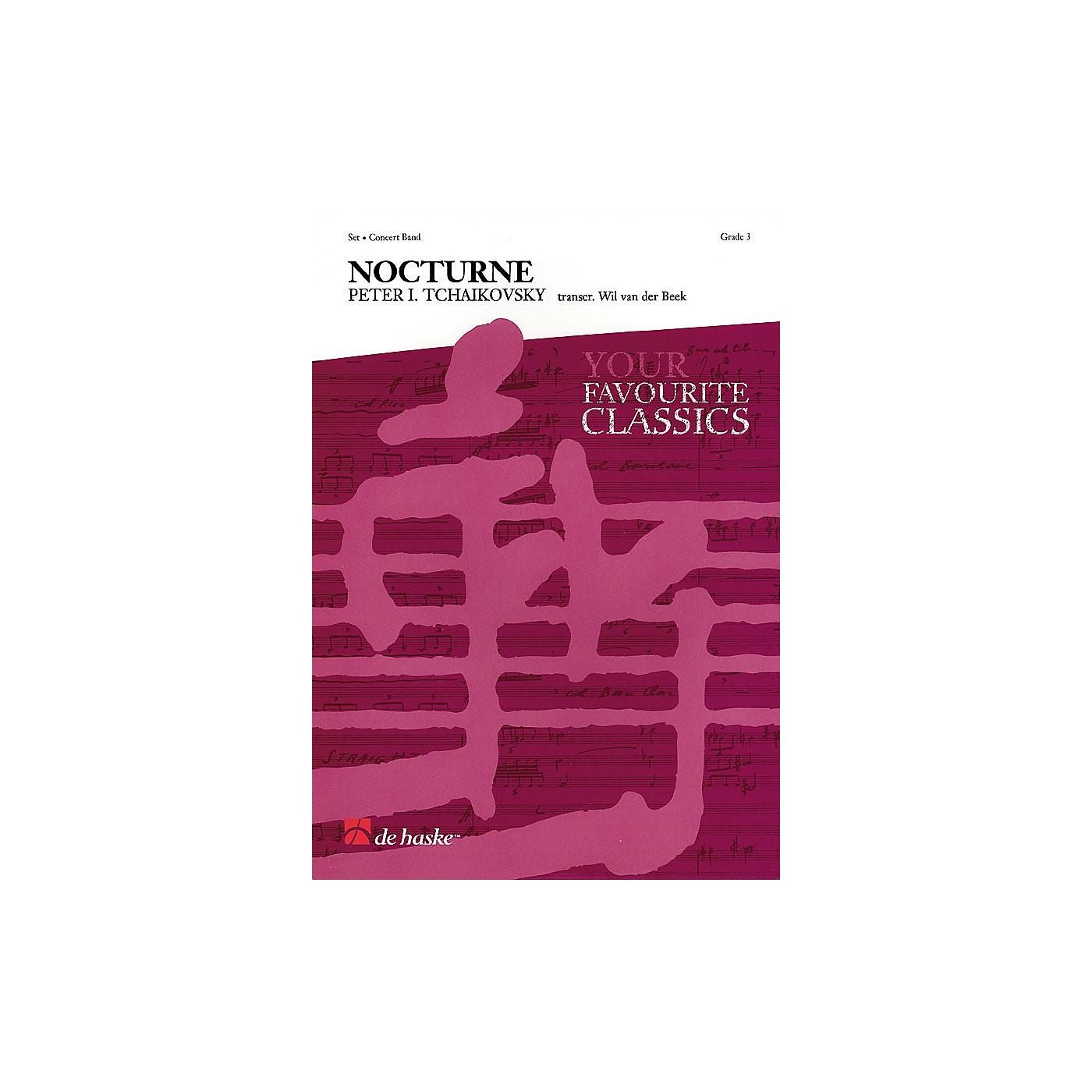 Hal Leonard Nocturne (score) Concert Band thumbnail