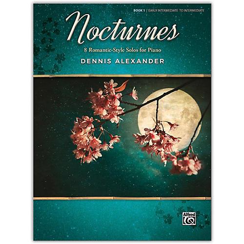 Alfred Nocturnes, Book 1 Early Intermediate / Intermediate thumbnail