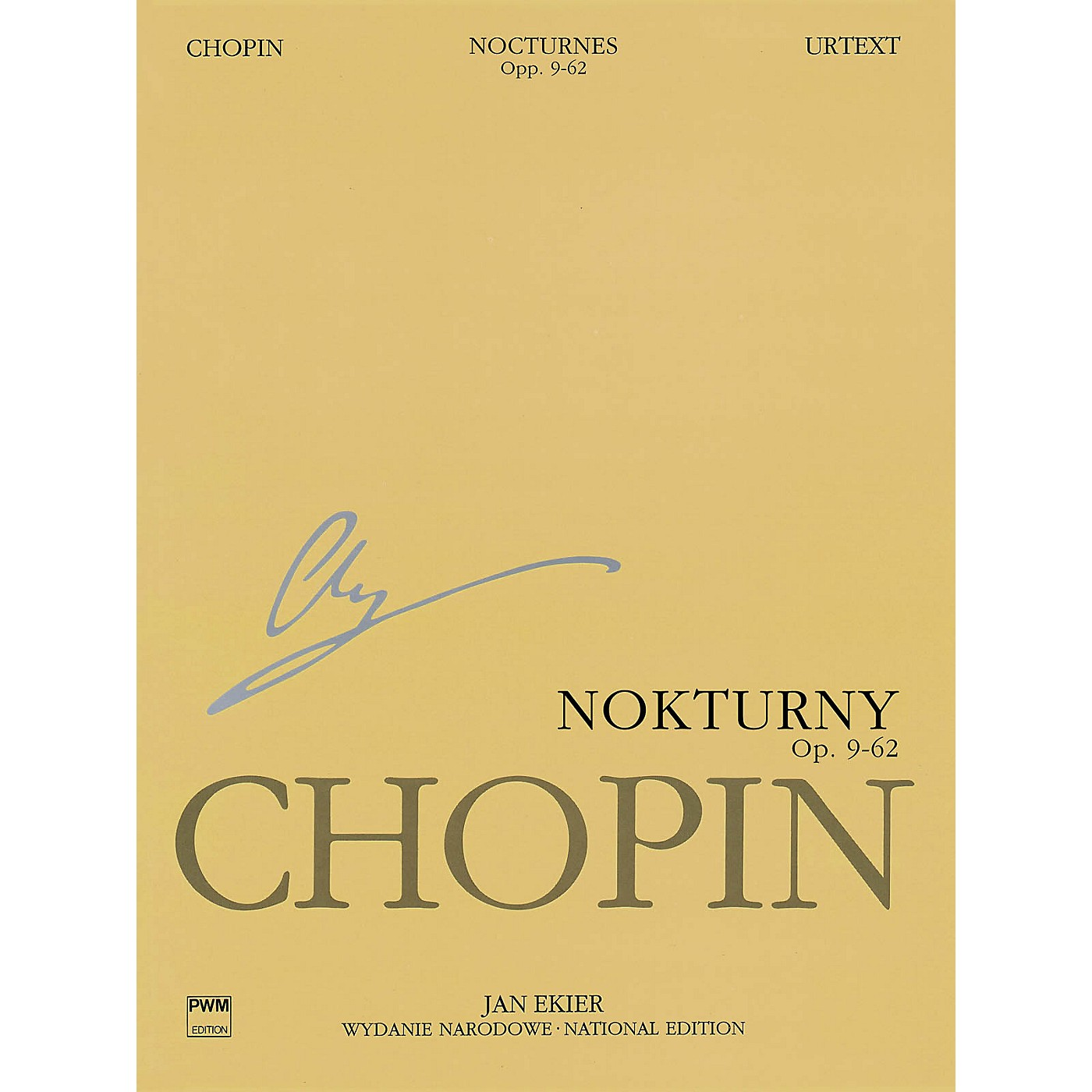 PWM Nocturnes (Chopin National Edition 5A, Vol. 5) PWM Series Softcover thumbnail