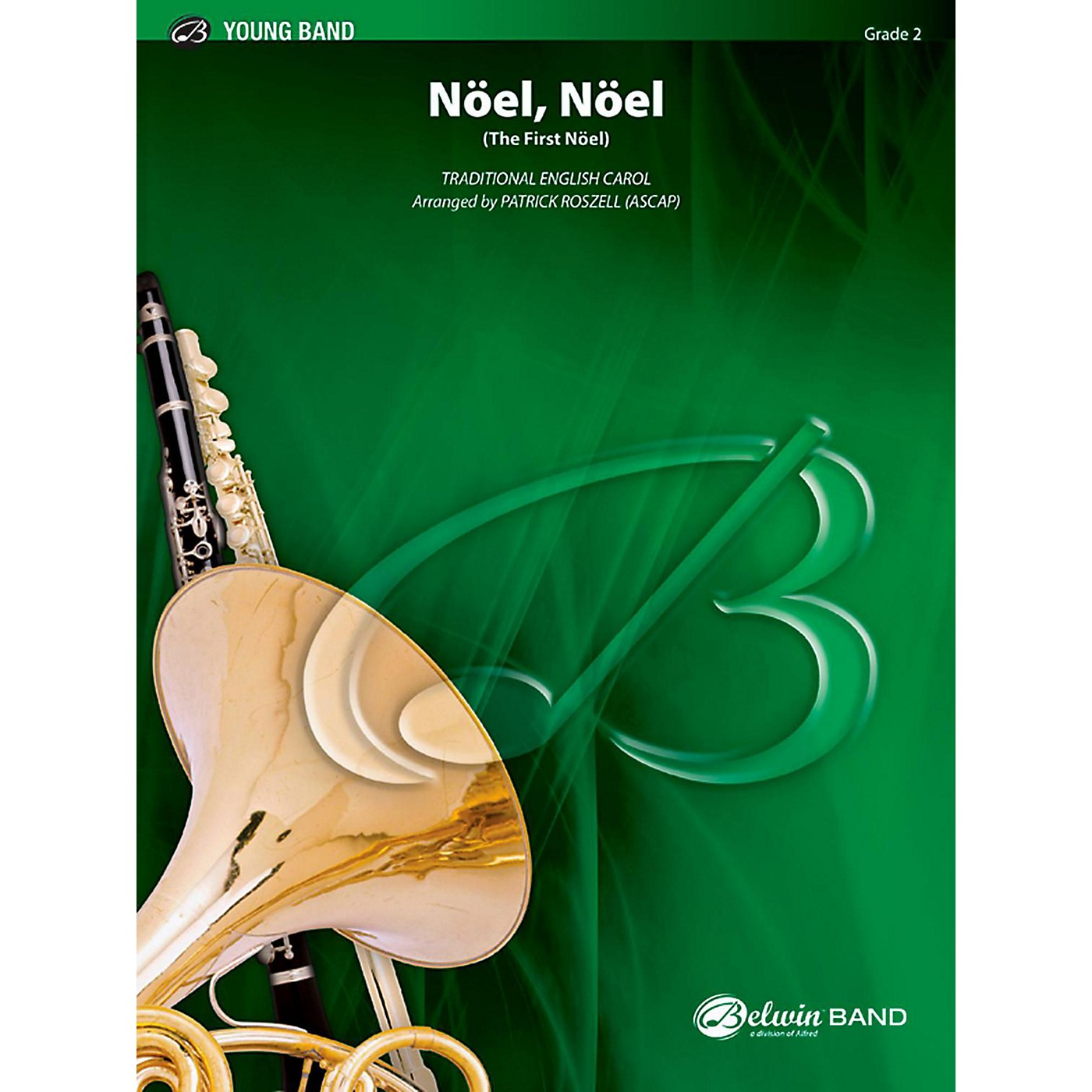 BELWIN Noel, Noel Concert Band Grade 2 (Easy) thumbnail