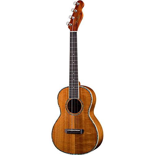 Fender Nohea Koa Tenor Ukulele Natural Review