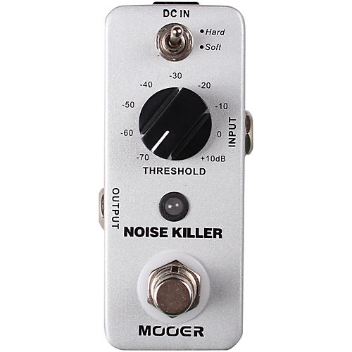 Mooer Noise Killer Micro Noise Reduction Guitar Effects Pedal thumbnail