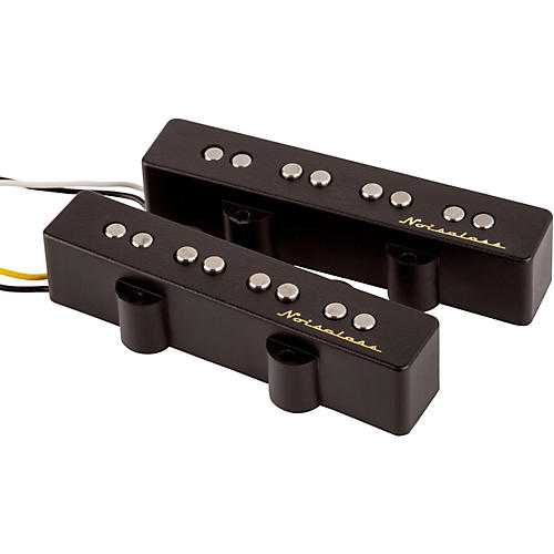 Fender Noiseless J Bass 2-Pickup Set thumbnail