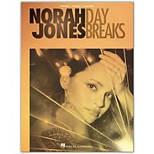 Hal Leonard Norah Jones - Day Breaks P/V/G Piano/Vocal/Guitar