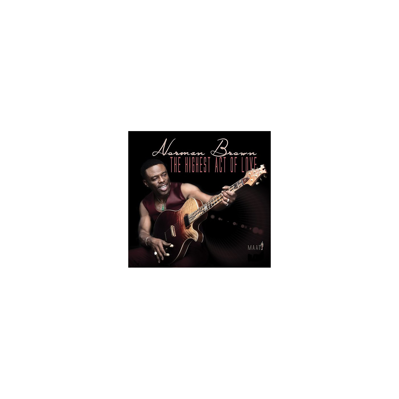 Alliance Norman Brown - The Highest Act Of Love (CD) thumbnail