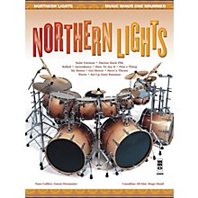 Music Minus One Northern Lights (Minus Drums) Music Minus One Series Softcover with CD Performed by Northern Lights