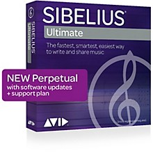 Sibelius Notation Software with Support