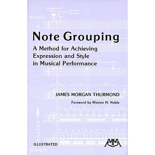 Meredith Music Note Grouping Meredith Music Resource Series by James Morgan Thurmond thumbnail