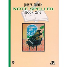 Alfred Note Speller, Book 1 (Revised) Book
