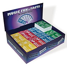 Music Sales Notecracker - 32-Unit Counterpack Music Sales America Series