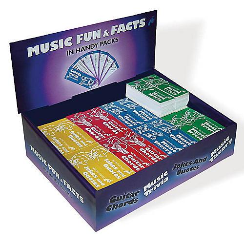 Music Sales Notecracker - 32-Unit Counterpack Music Sales America Series thumbnail