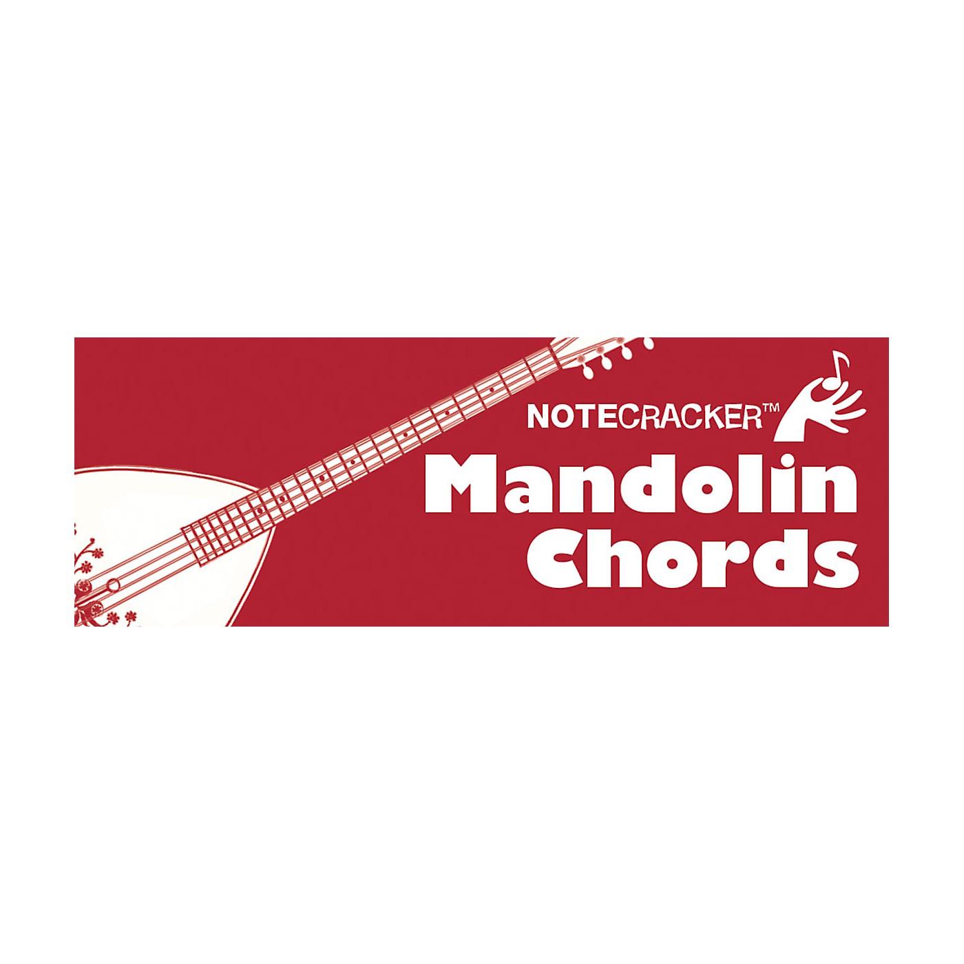 Music Sales Notecracker: Mandolin Chords Music Sales America Series Softcover thumbnail