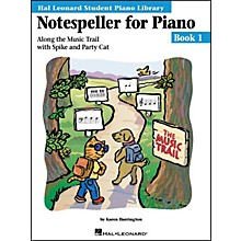 Hal Leonard Notespeller For Piano Book 1 Hal Leonard Student Piano Library