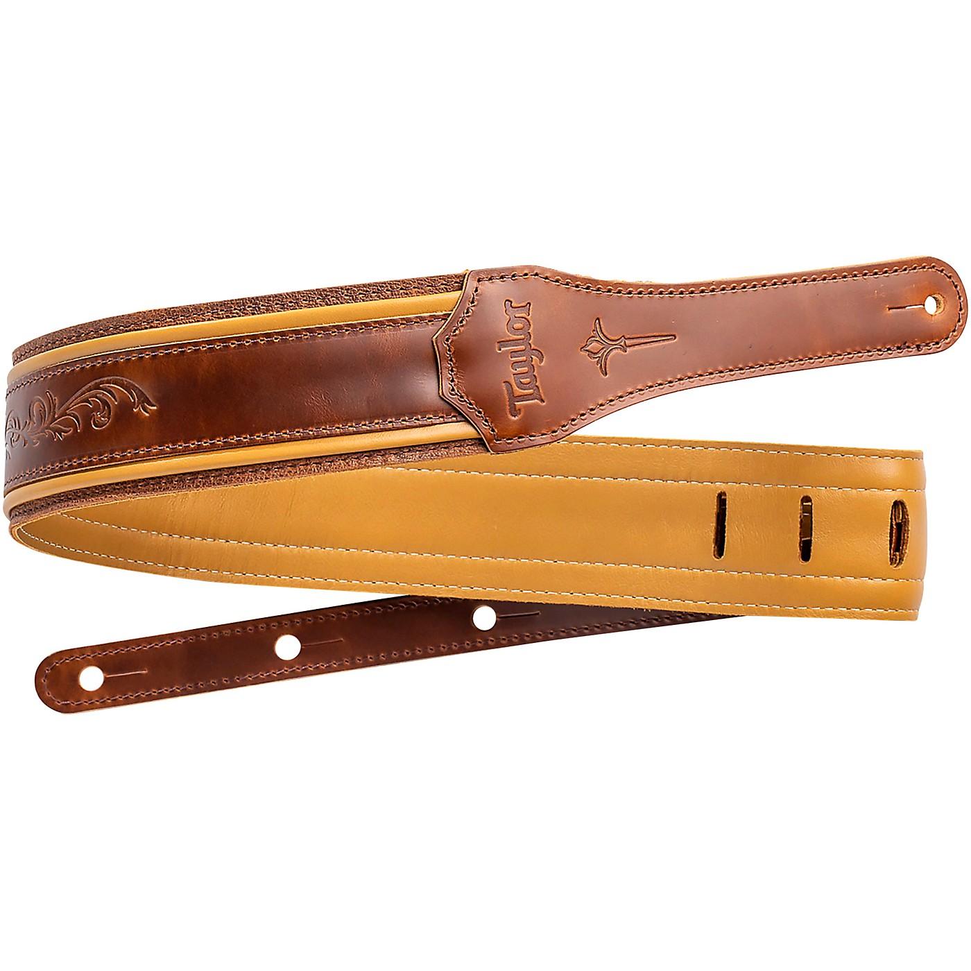 Taylor Nouveau Leather Guitar Strap thumbnail
