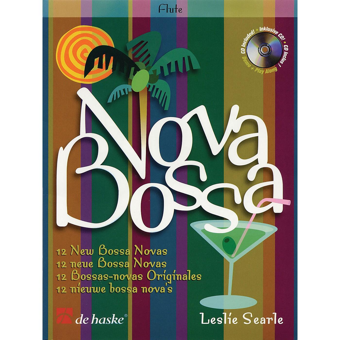 De Haske Music Nova Bossa (12 New Bossa Novas - Clarinet) De Haske Play-Along Book Series Composed by Leslie Searle thumbnail
