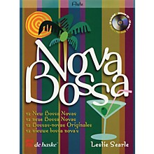 De Haske Music Nova Bossa (12 New Bossa Novas - Clarinet) De Haske Play-Along Book Series Composed by Leslie Searle