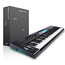 Novation Novation Launchkey 61 MIDI Controller with Ableton Live 9.5 Suite