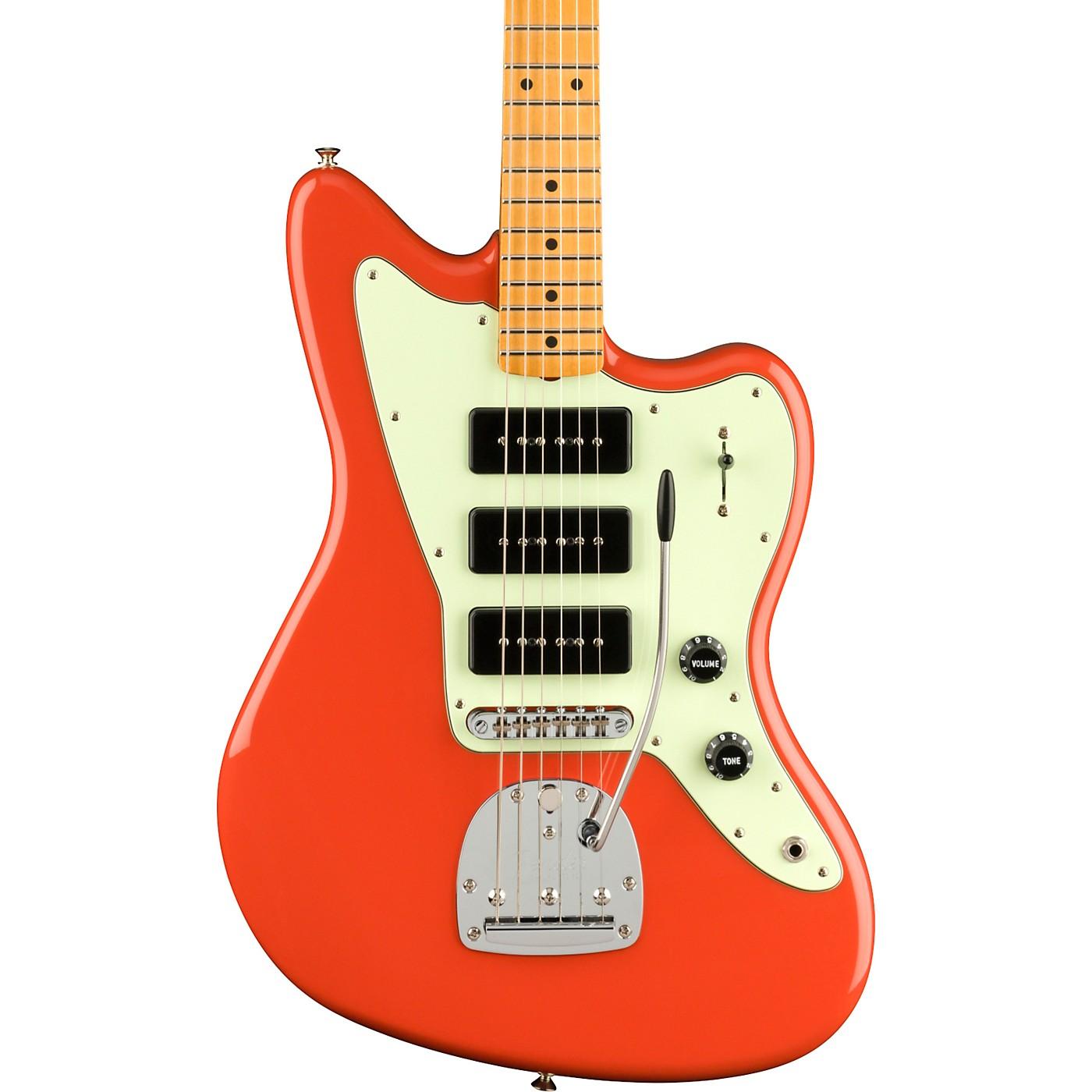 Fender Noventa Jazzmaster Maple Fingerboard Electric Guitar thumbnail