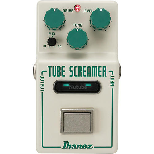 Ibanez Nu Tube Screamer Overdrive Effects Pedal thumbnail