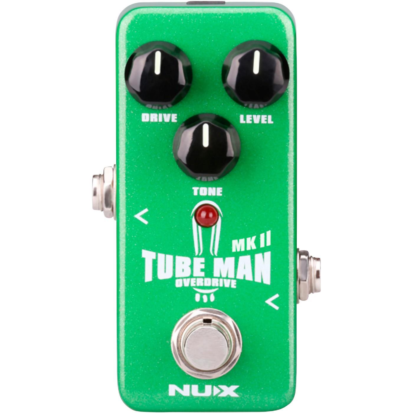 NUX NuX Tube Man MKII(NOD-2) Overdrive thumbnail