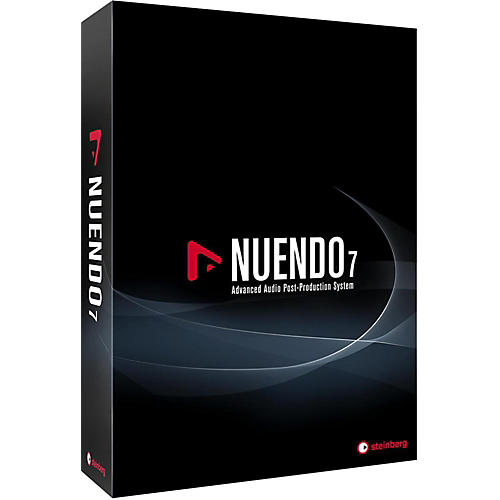 Steinberg Nuendo 7 Advanced Audio Post-Production System (Boxed Version) thumbnail