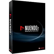 Steinberg Nuendo 7 Teacher EDU DAW Boxed Software