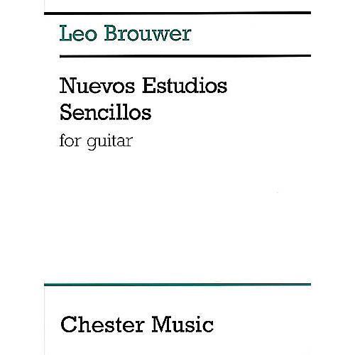 Chester Music Nuevos Estudios Sencillos (for Guitar) Music Sales America Series Softcover thumbnail