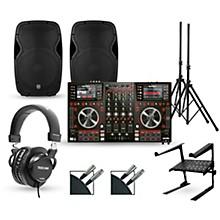 Pioneer Numark NV MKII with Harbinger V1015 DJ Package