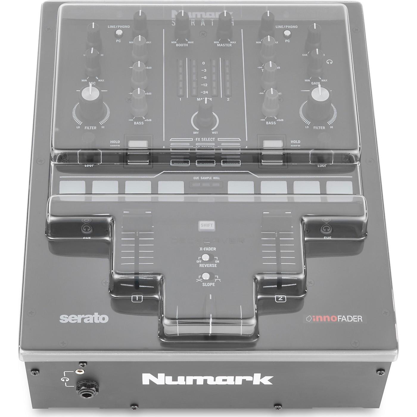 Decksaver Numark Scratch Cover thumbnail