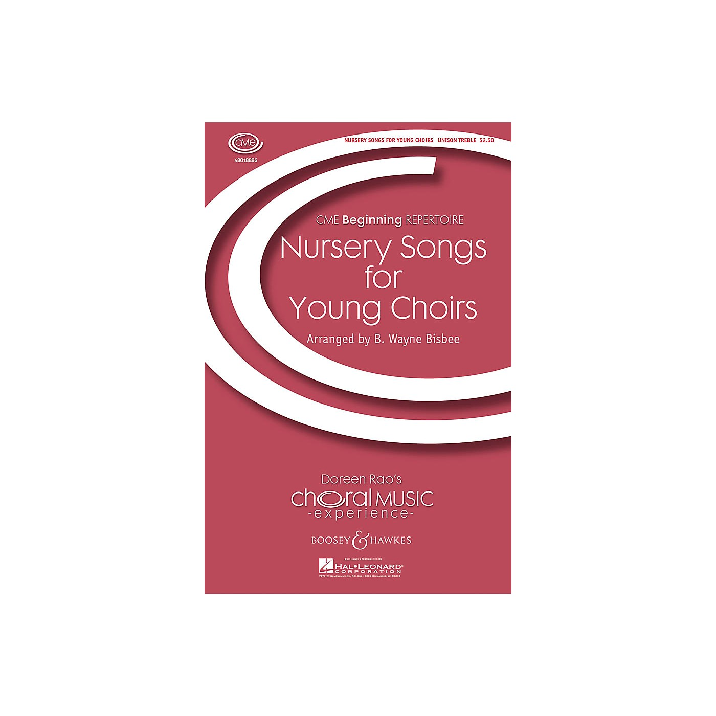 Boosey and Hawkes Nursery Songs for Young Choirs (CME Beginning) UNIS arranged by B. Wayne Bisbee thumbnail