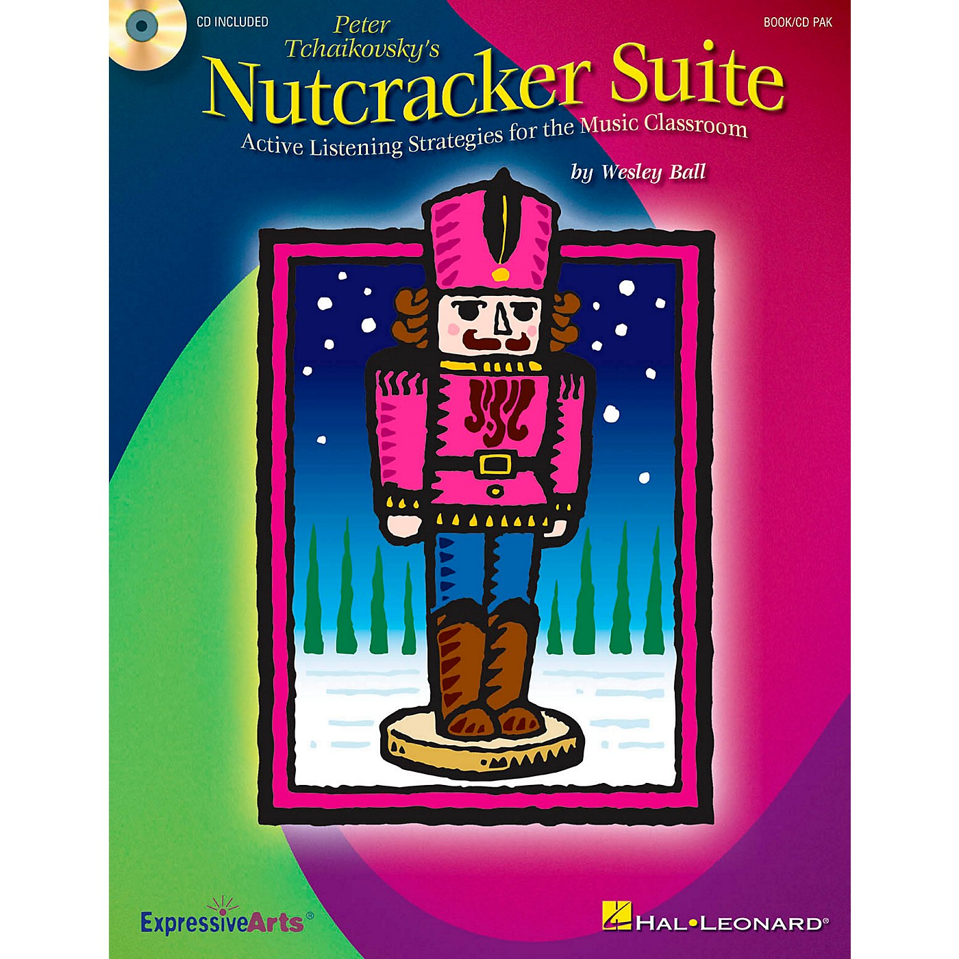 Hal Leonard Nutcracker Suite - Active Listening Strategies for the Music Classroom Activity Book/CD thumbnail