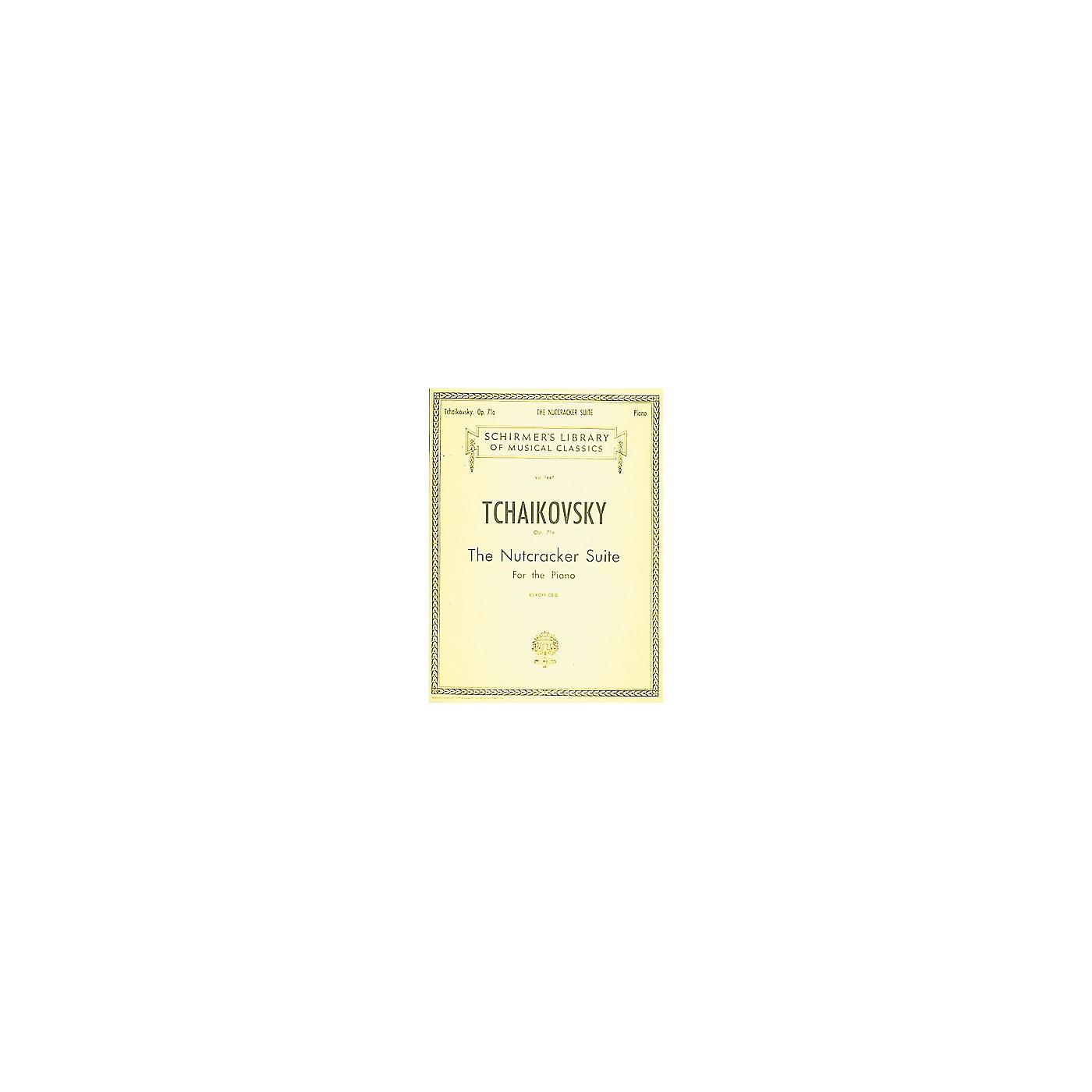 G. Schirmer Nutcracker Suite, Op. 71a thumbnail