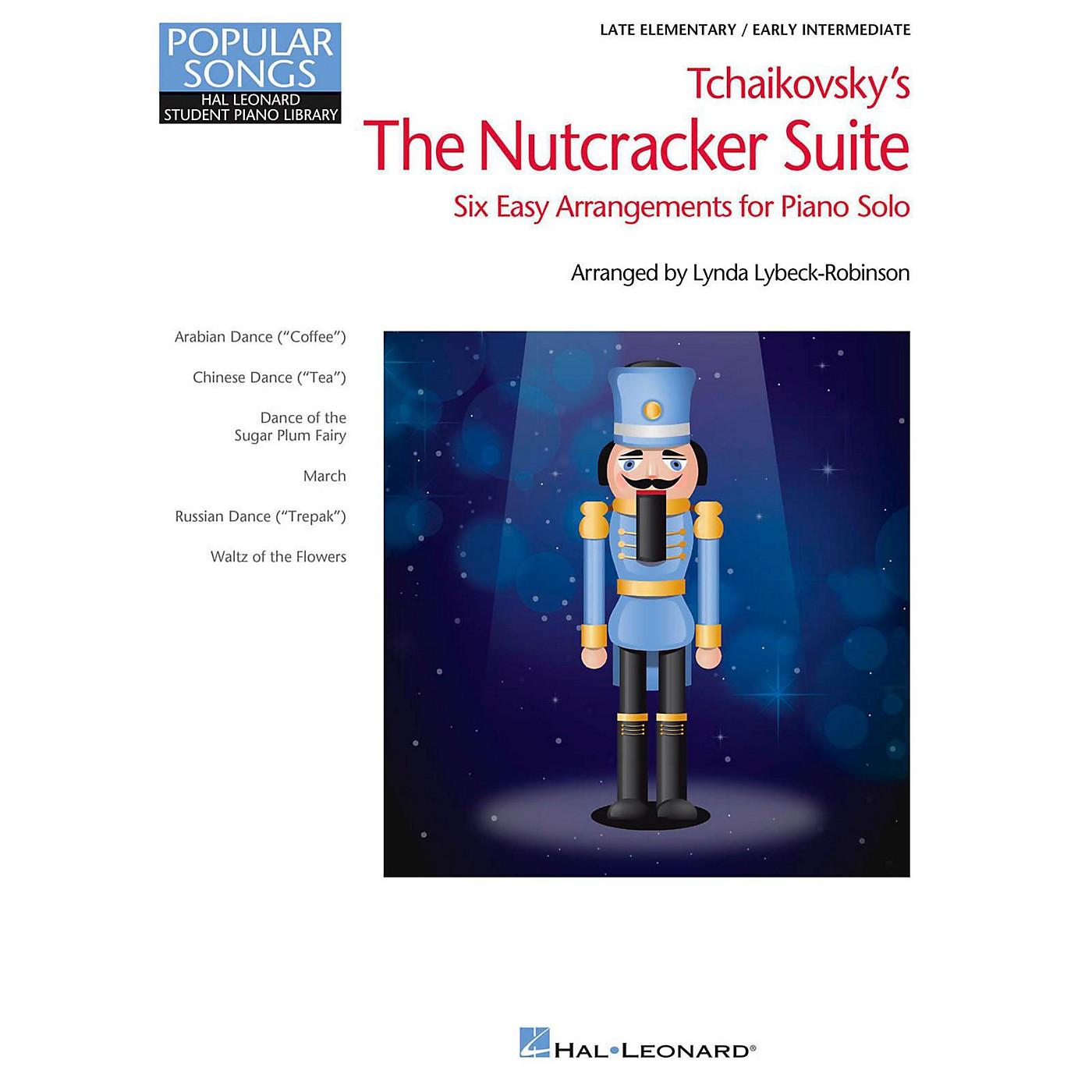 Hal Leonard Nutcracker Suite Selections - Popular Songs Series Early Intermediate Piano Solo thumbnail