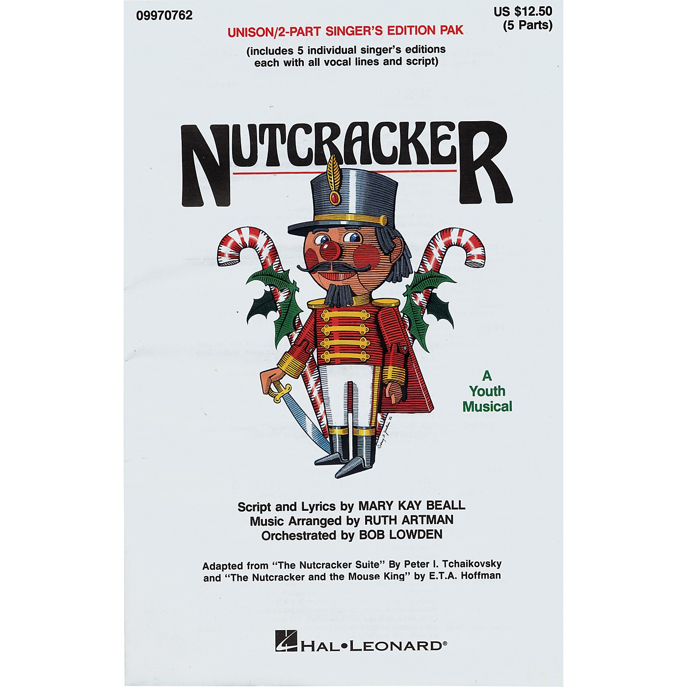 Hal Leonard Nutcracker thumbnail