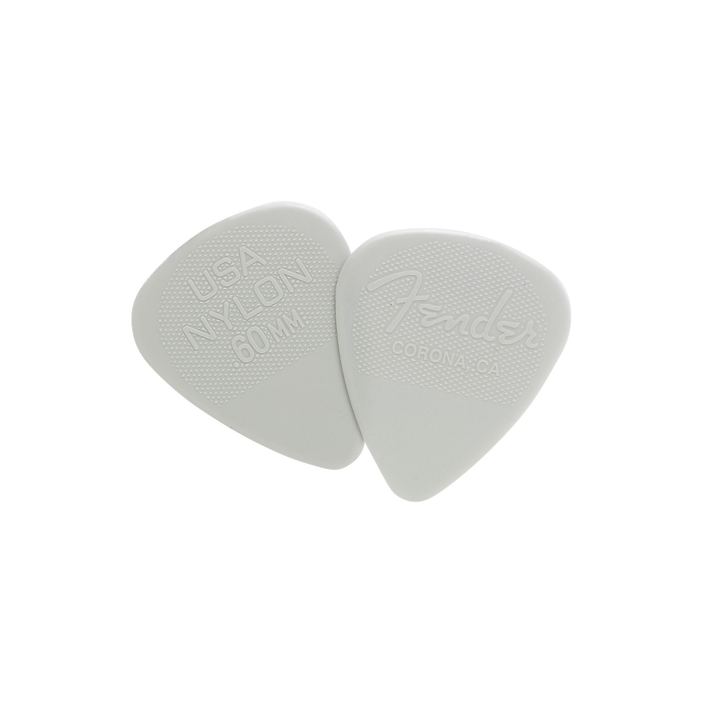 Fender Nylon Guitar Pick 12 Pack thumbnail