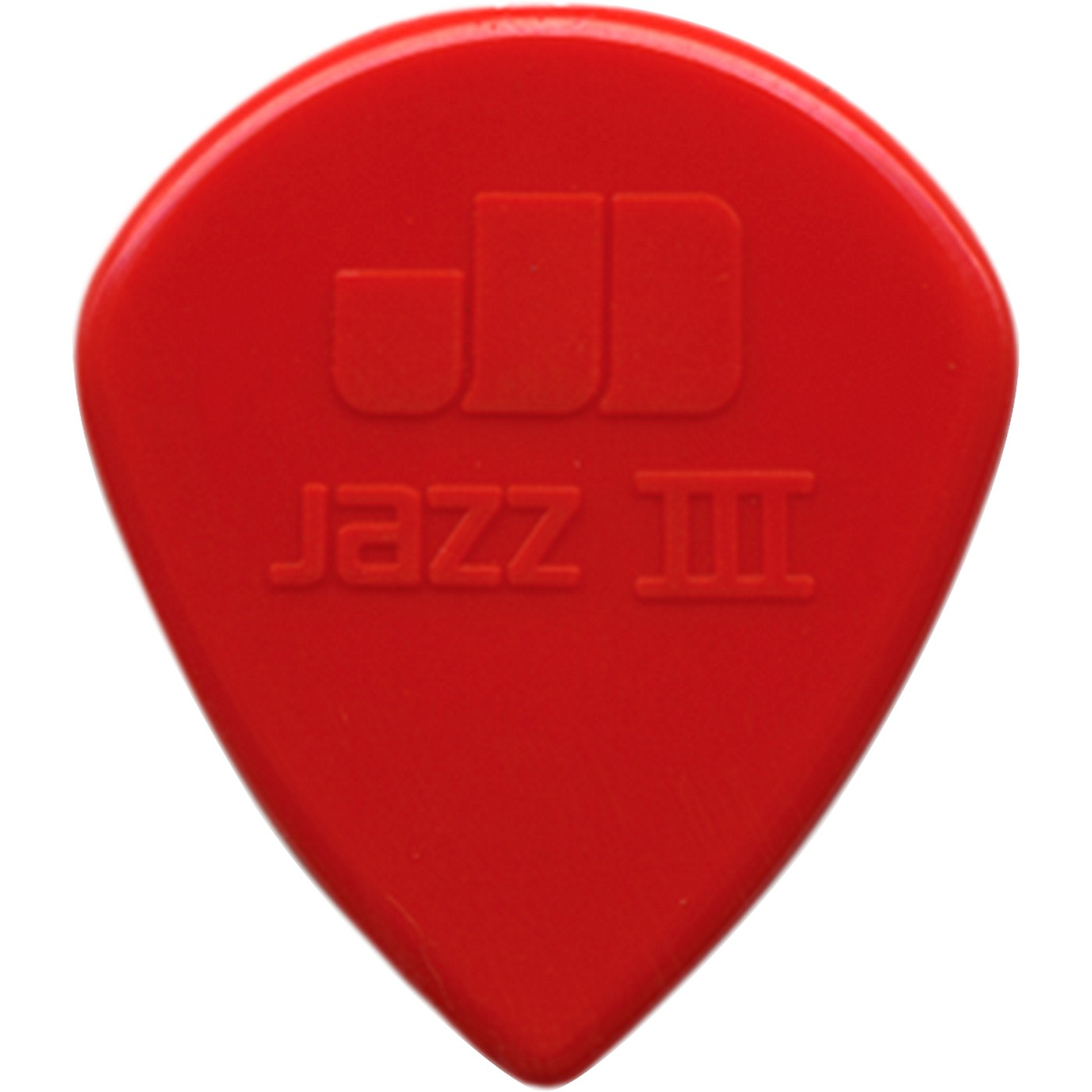 Dunlop Nylon Jazz III Guitar Pick thumbnail