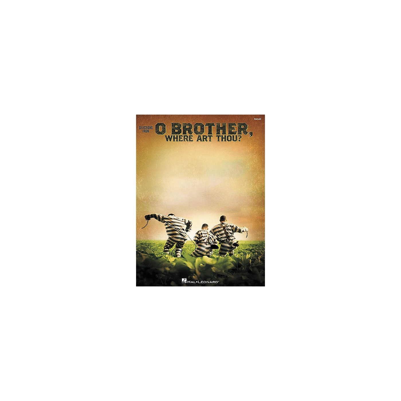 Hal Leonard O Brother, Where Art Thou? Banjo Book thumbnail
