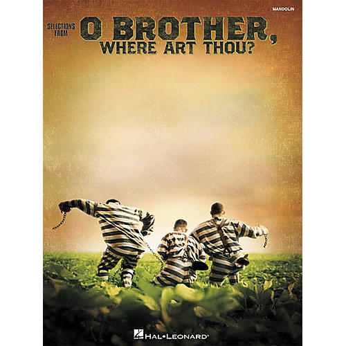 Hal Leonard O Brother Where Art Thou Mandolin Tab Songbook-thumbnail