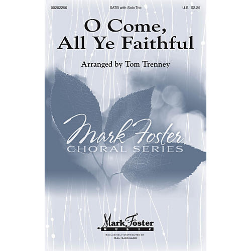 o come all ye faithful satb pdf