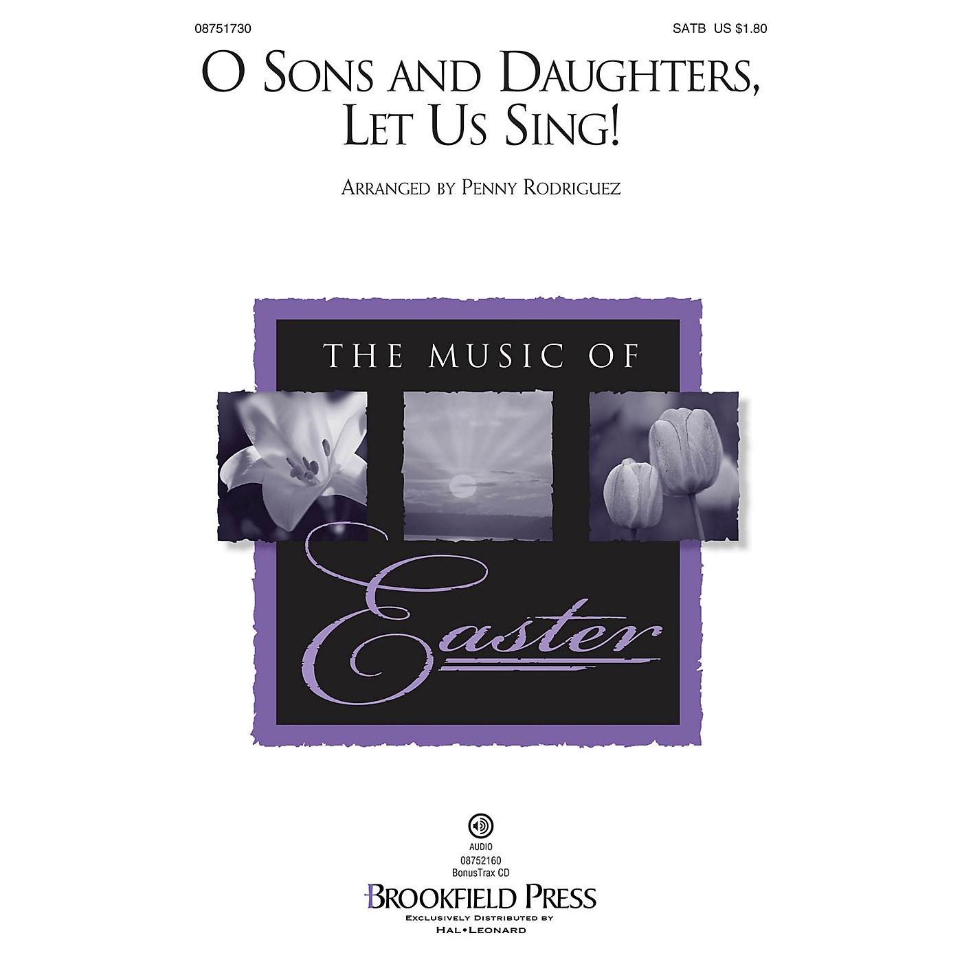 Brookfield O Sons and Daughters, Let Us Sing! SATB arranged by Penny Rodriguez thumbnail