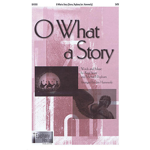 Epiphany House Publishing O What a Story CD ACCOMP Arranged by Jim Hammerly thumbnail