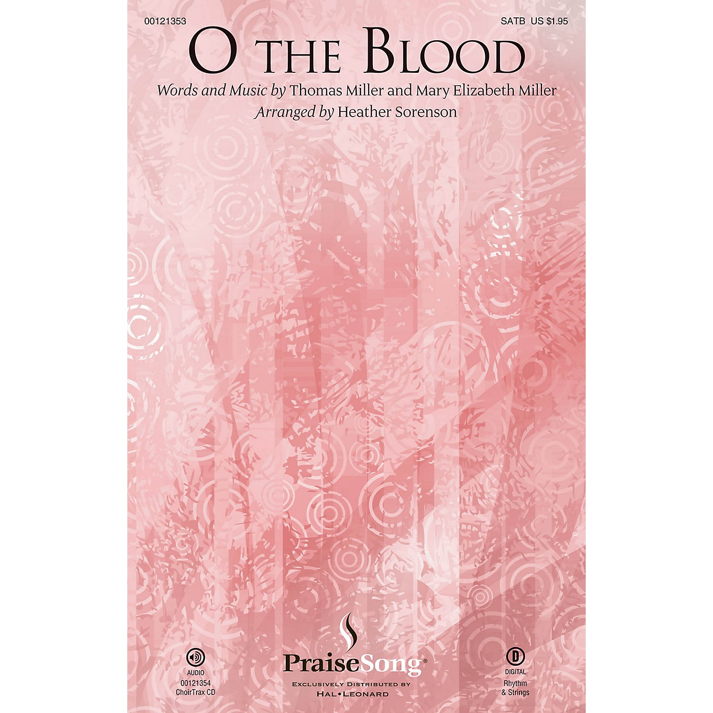 PraiseSong O the Blood CHOIRTRAX CD by Gateway Worship Arranged by Heather Sorenson thumbnail