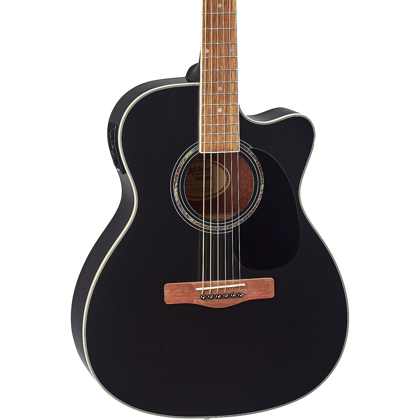 Mitchell O120CEWPM Auditorium Acoustic-Electric Guitar thumbnail